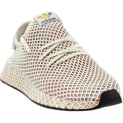 cheaper 46ff8 41bfc Amazon.com  adidas Mens Deerupt Pride Athletic  Sneakers  Sh