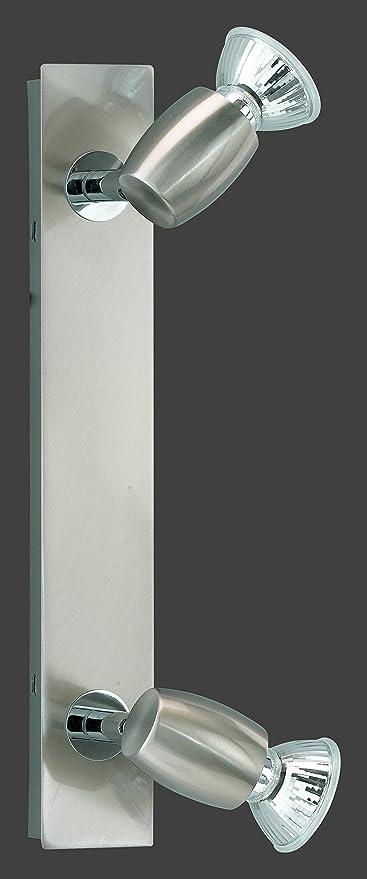 Trio Lighting Focos y lámparas de pinza, 32 x 13 cm: Amazon.es ...