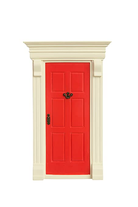 Elf Door - Red by The Magic Door Store  sc 1 st  Amazon.com & Amazon.com: Elf Door - Red by The Magic Door Store: Toys u0026 Games