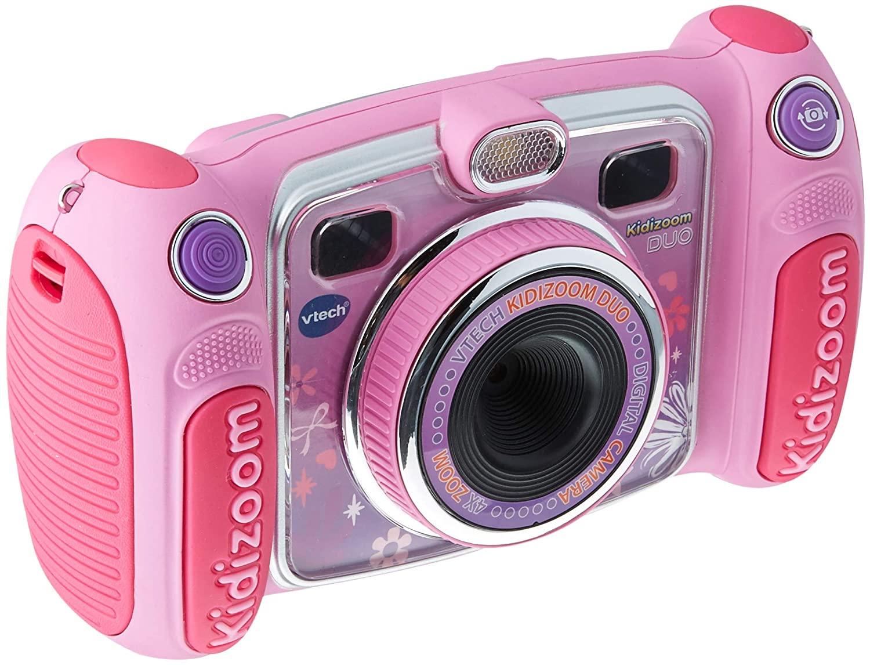 VTech Kidizoom Duo Selfie Camera, Amazon Exclusive, Pink 80-170850