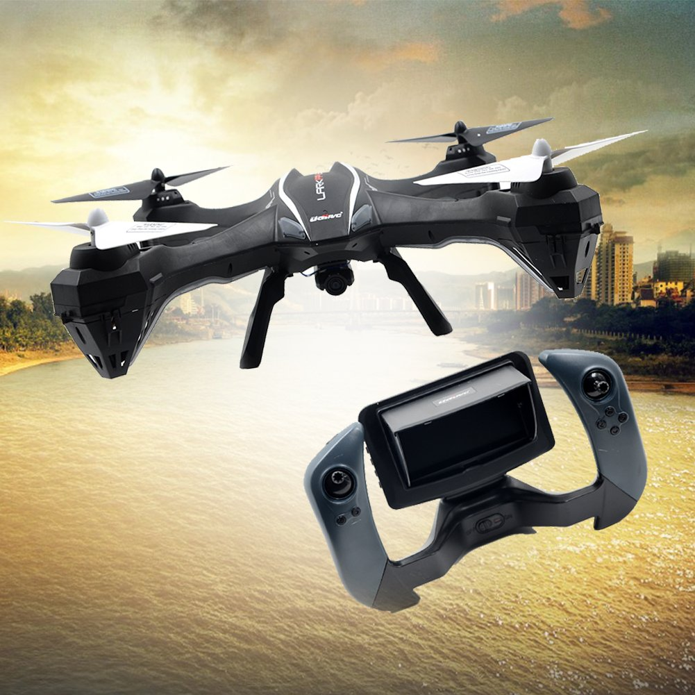 Yacool ® U818S grande 6-Axis giroscopio RC Quadcopter Drone Negro ...