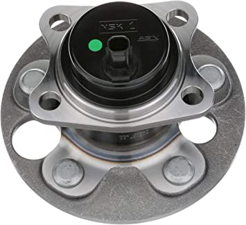 Prime Choice Auto Parts HB612420PR 2 Rear Wheel Hub Bearings Assembly Units