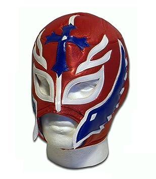 Luchadora ® Hijo del Diablo Rojo Máscara de Luchador lucha libre wrestling