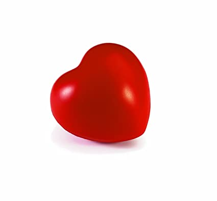 Amour En Forme De Cœur Anti Stress Relief Boule Idéal Pour L