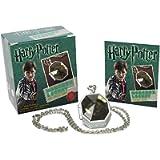 Harry Potter Horcrux Locket and Sticker Book
