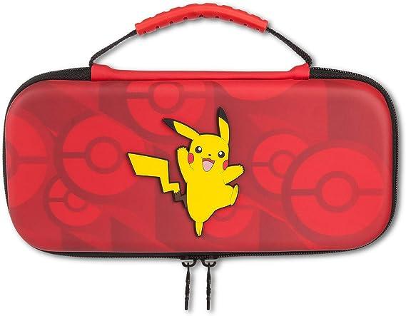 PowerA - Estuche protector para Pokémon Pikachu (Nintendo Switch): Amazon.es: Videojuegos
