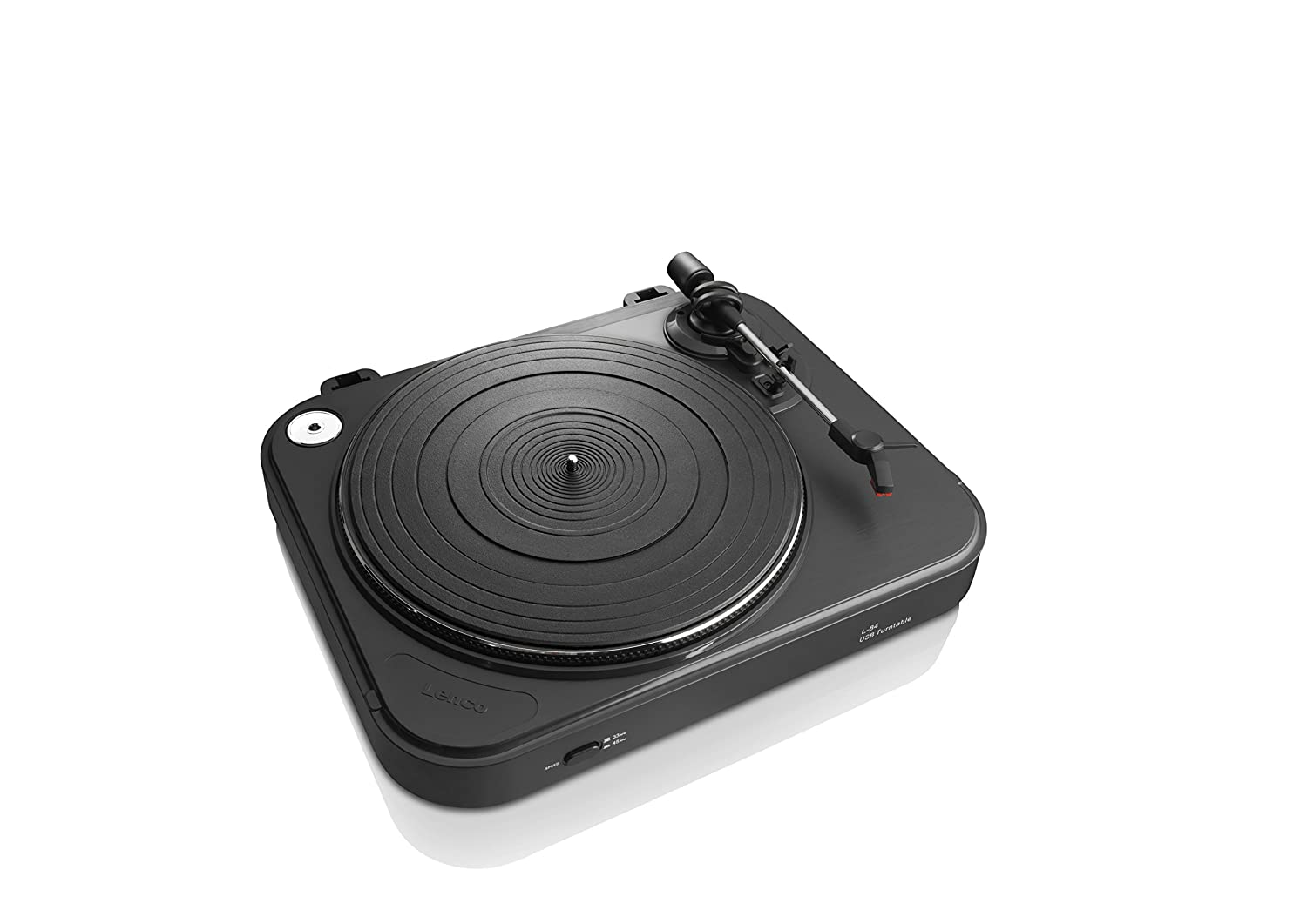 60df0d95f27f5 Lenco L-84 USB Record Player with USB Connection  Amazon.co.uk  Electronics