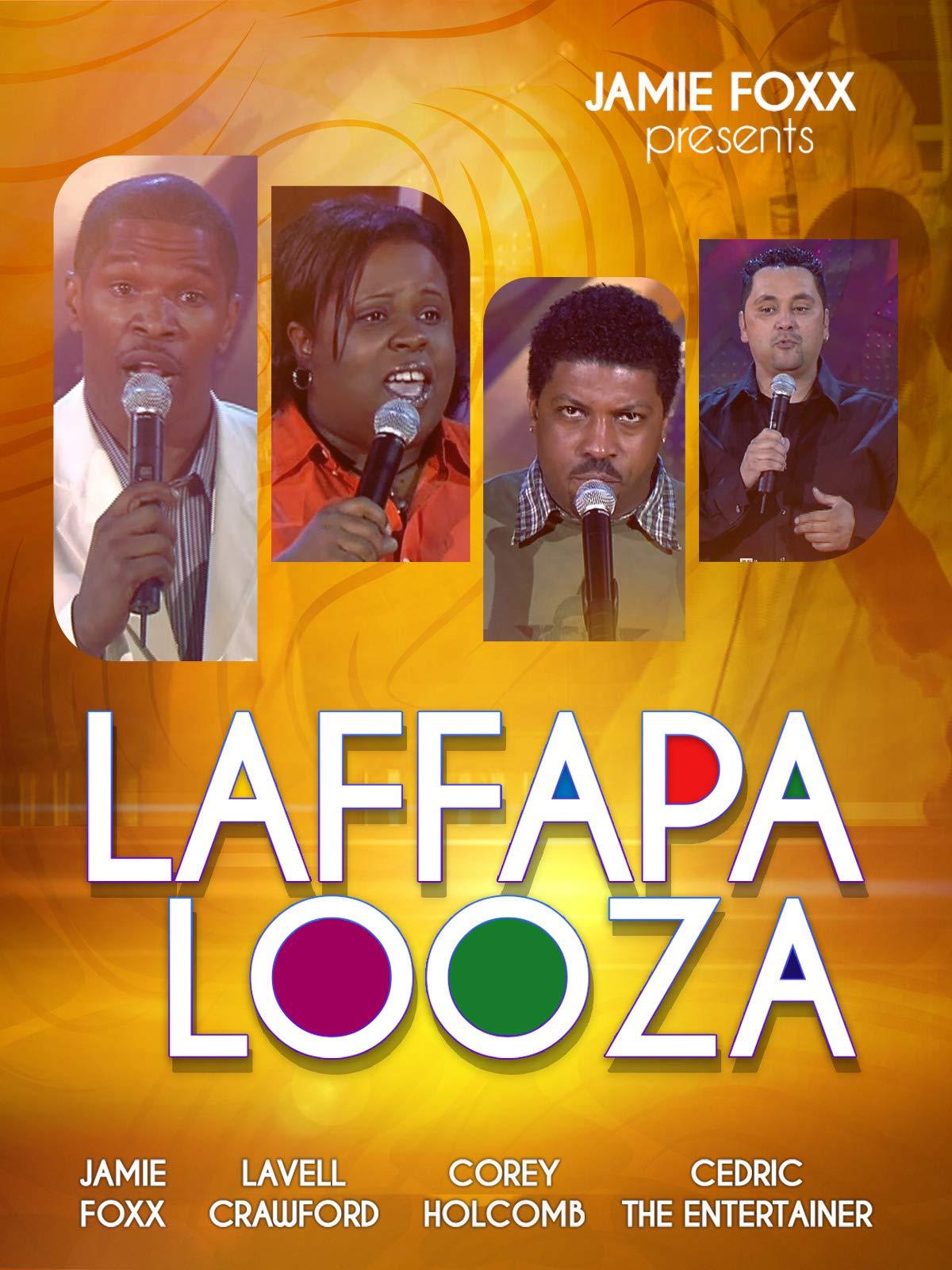 Laffapalooza Vol 5