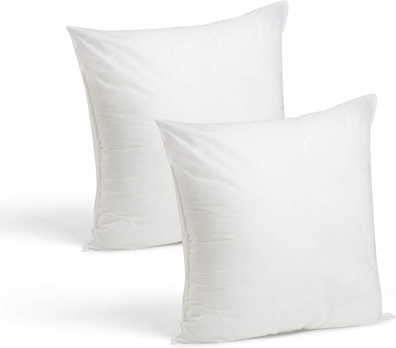 Foamily 2PCS 18 x 18 Premium Hypoallergenic Pillow $12.74 Coupon