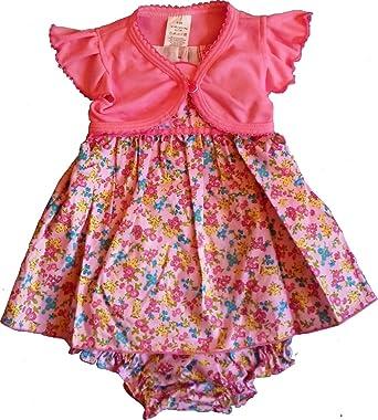 2c9d369d8c846 Sweet Elegance Baby Girl Dress.3 Pcs(Top,Dress,Panties): Amazon.co ...