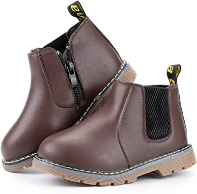 Baby Shoes Toddler Boys Girls Boots Winter Children Kids Martin Boots Snow ZB-A