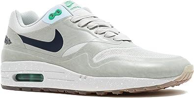 Nike Air Max 1, Herren Sneaker, Grau grau Größe: 40 EU