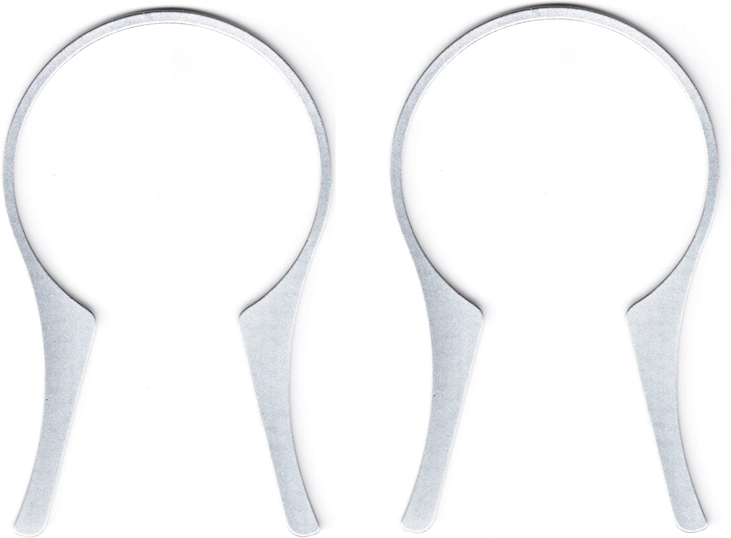 Set of 2 X 105mm to 112mm Filter Wrench Metal Aluminum Desmond Lens Tool 105mm 112mm