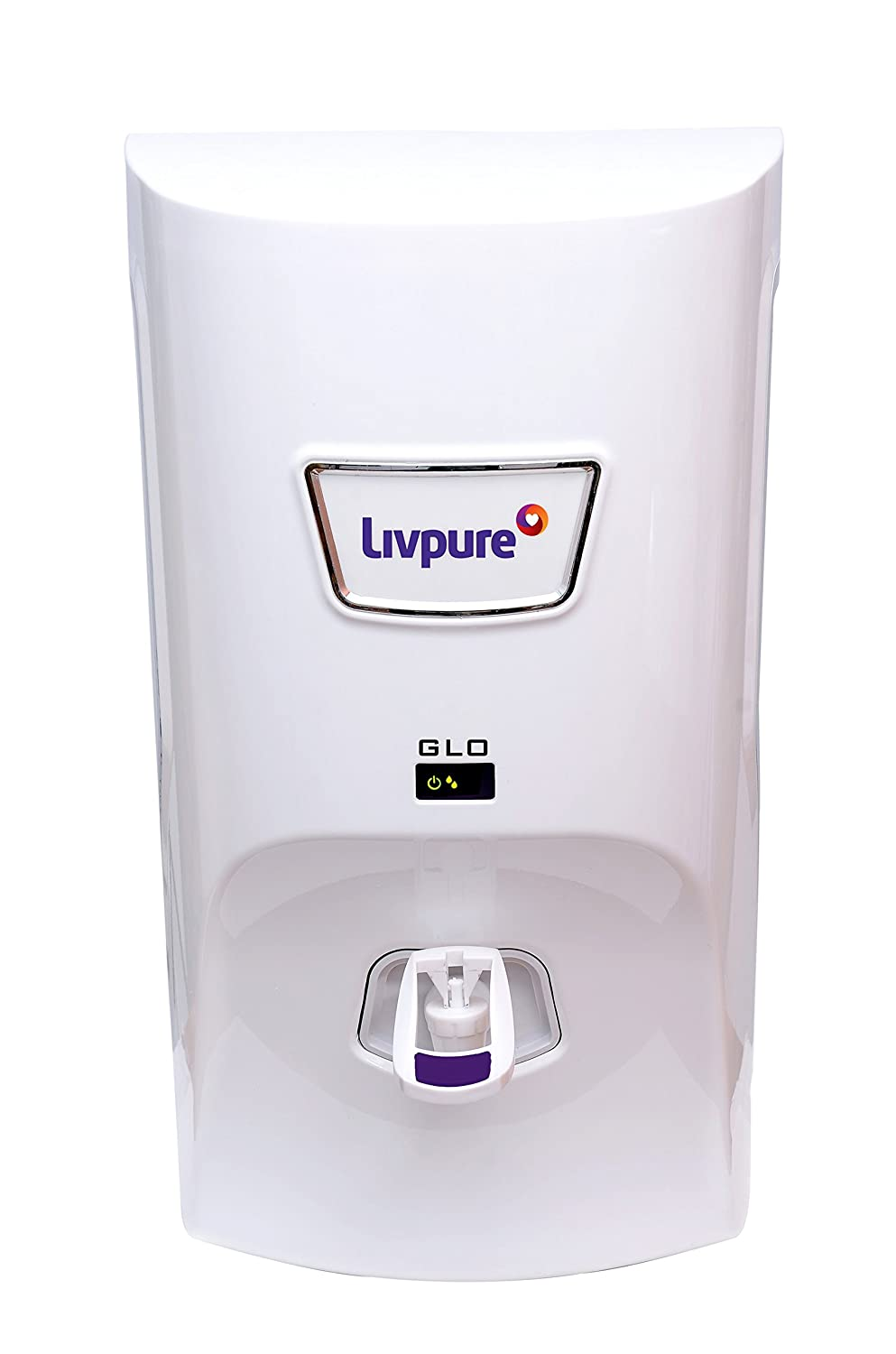 [Rs 250 cashback] Livpure Glo 7-Litre RO + UV + Mineralizer Water Purifier