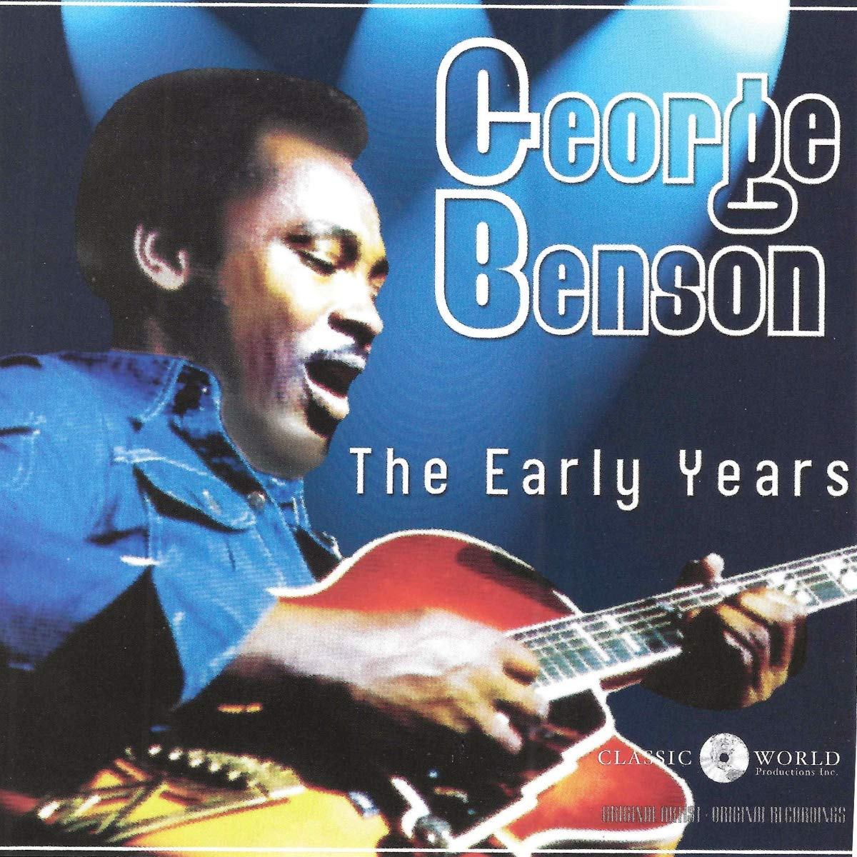 CD : George Benson - Early Years (Canada - Import)