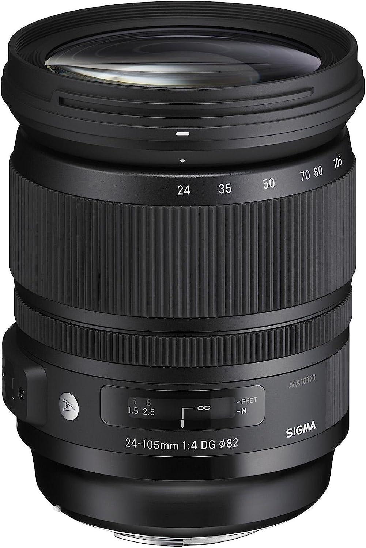 Sigma 24 105 Mm F4 Dg Os Hsm Slr Ziel Kamera