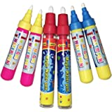 Magic Replacement Water Pen,Add Water Pen(6PCS)For Magic Doodle Mat