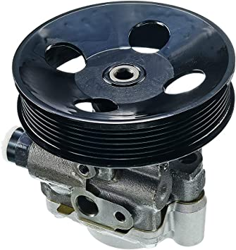 New Power Steering Pump W// Pulley For Toyota Tundra Sequoia 4.7L V8