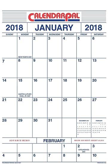 office large size senior. Brilliant Large Large 2018 Wall Calendar  Senior Size 145u0026quot  In Office