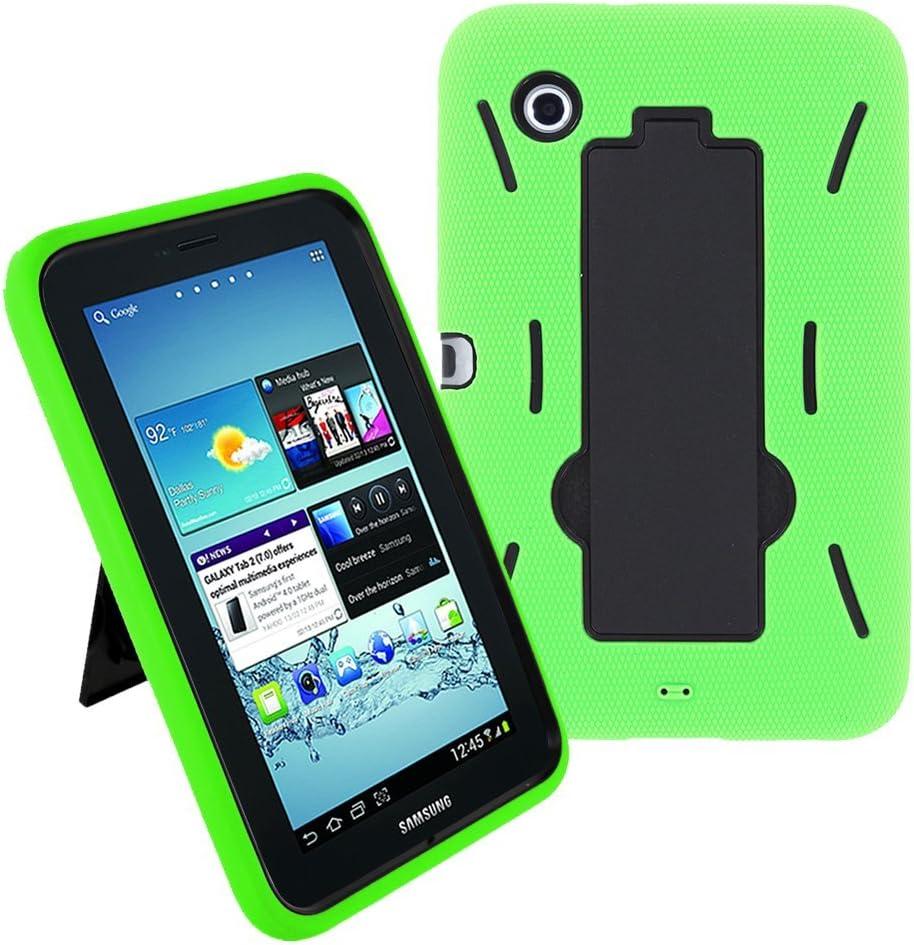 Amazon.com: Galaxy Tab 2 7 Case kiq (TM) Heavy Duty Hybrid ...