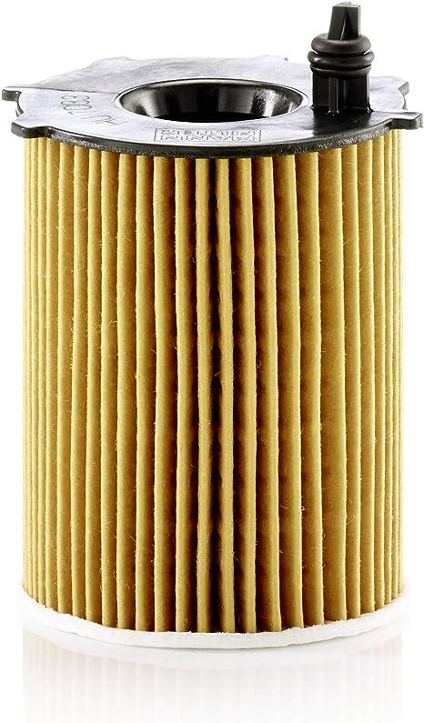 Original Mann Filter Ölfilter Hu 7033 Z Ölfilter Satz Mit Dichtung Dichtungssatz Für Pkw Auto