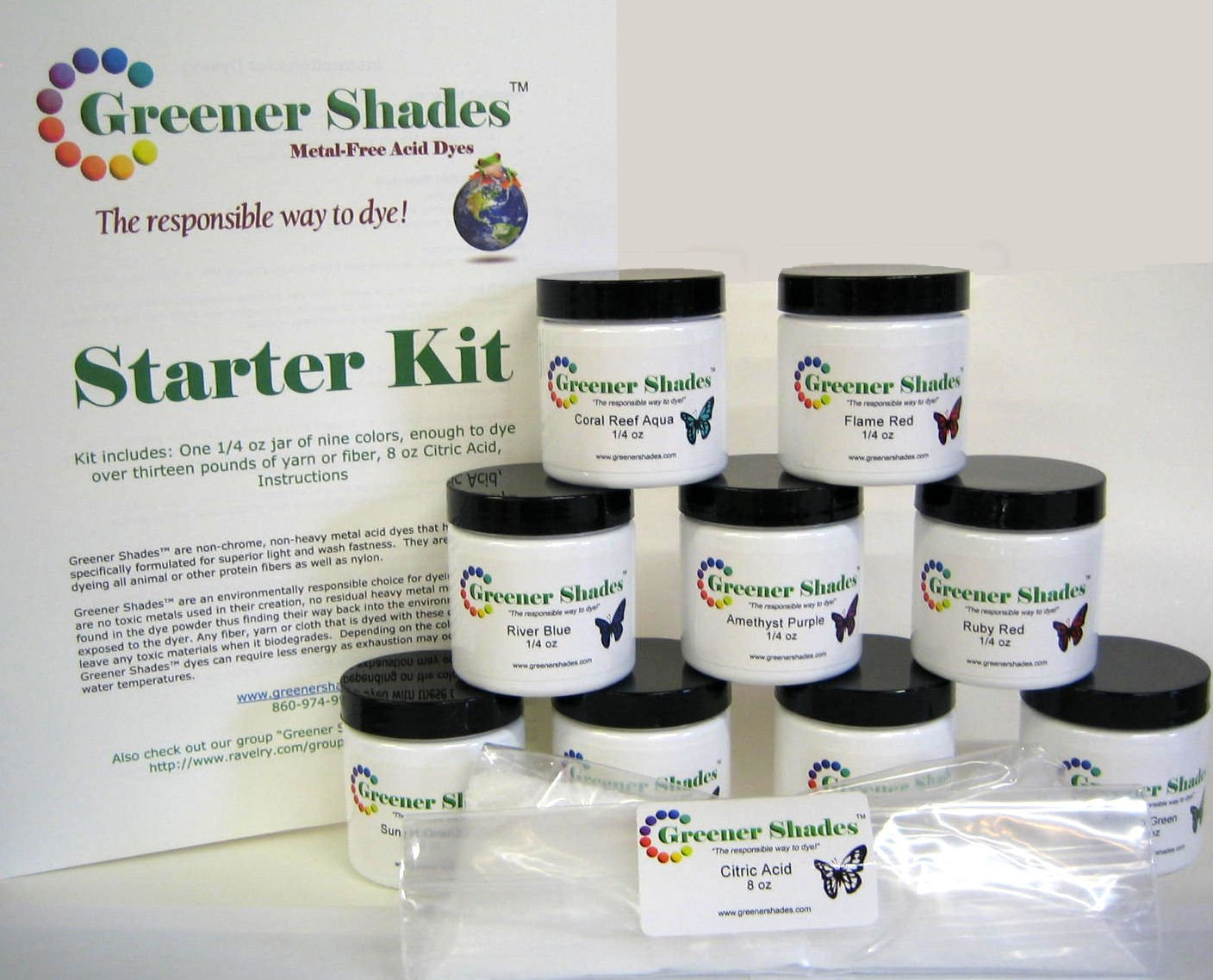 Greener Shades Starter Kit by Greener Shades