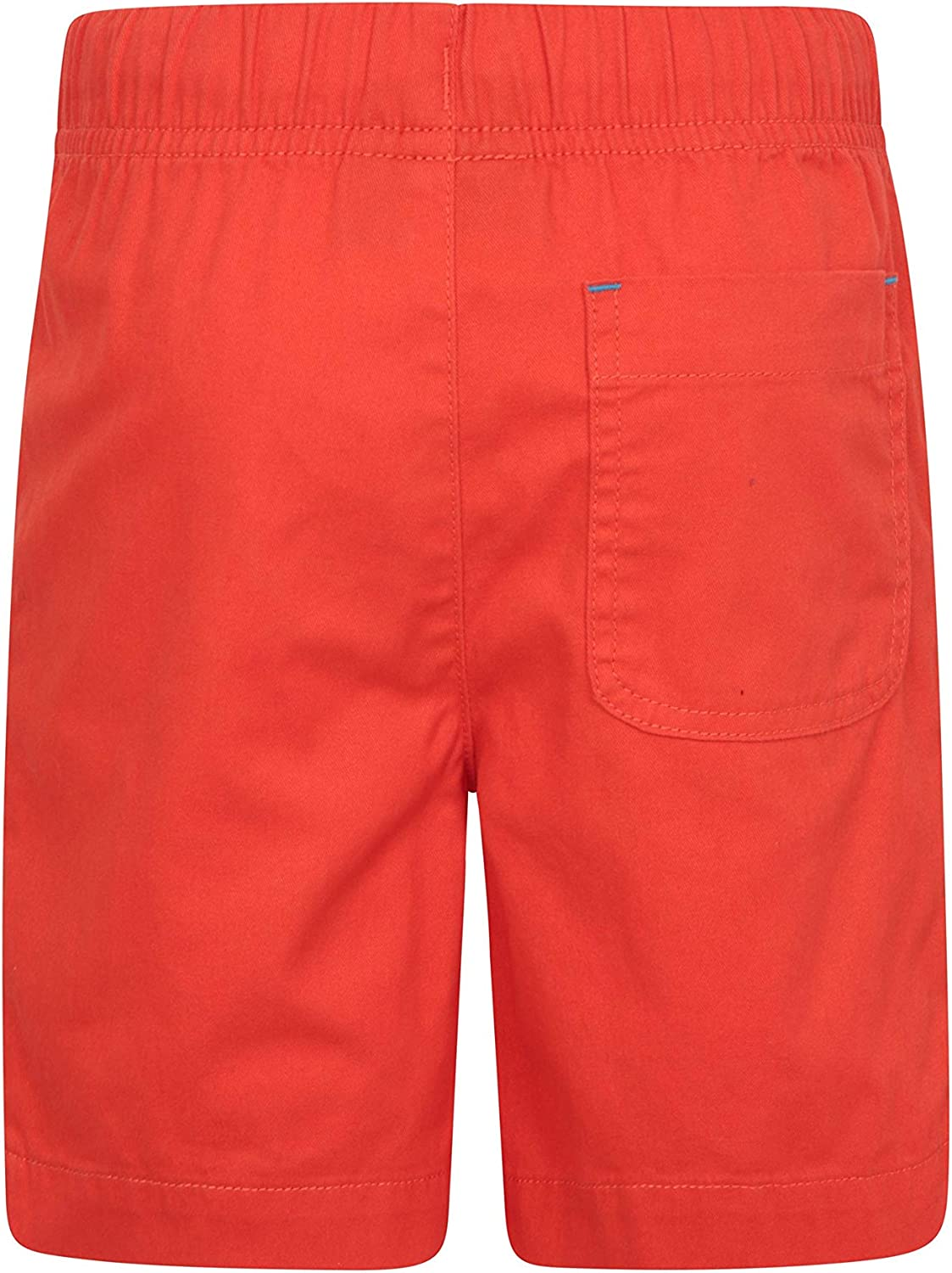 Elastic Waistband Trousers -for Sports Breathable Short Pants Beach Lightweight 100/% Cotton Summer Shorts Park Walking Mountain Warehouse Waterfall Kids Shorts