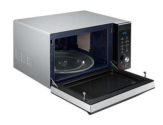 Samsung MC32K7085KT Encimera - Microondas (Encimera, Microondas combinado, 32 L, 900 W, Giratorio, Tocar, Negro, Acero inoxidable): Amazon.es: Hogar