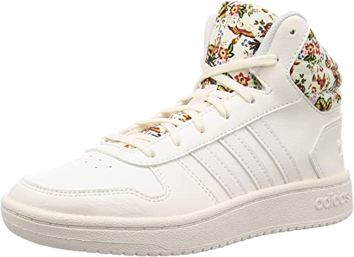 adidas Hoops 2.0 Mid, Chaussures de Basketball Femme: Amazon
