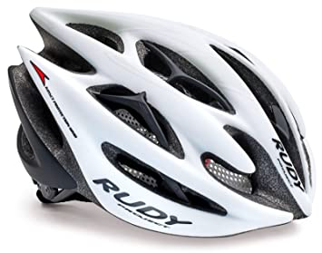 Rudy Project Sterling - Casco de Bicicleta - Blanco 2017: Amazon.es ...