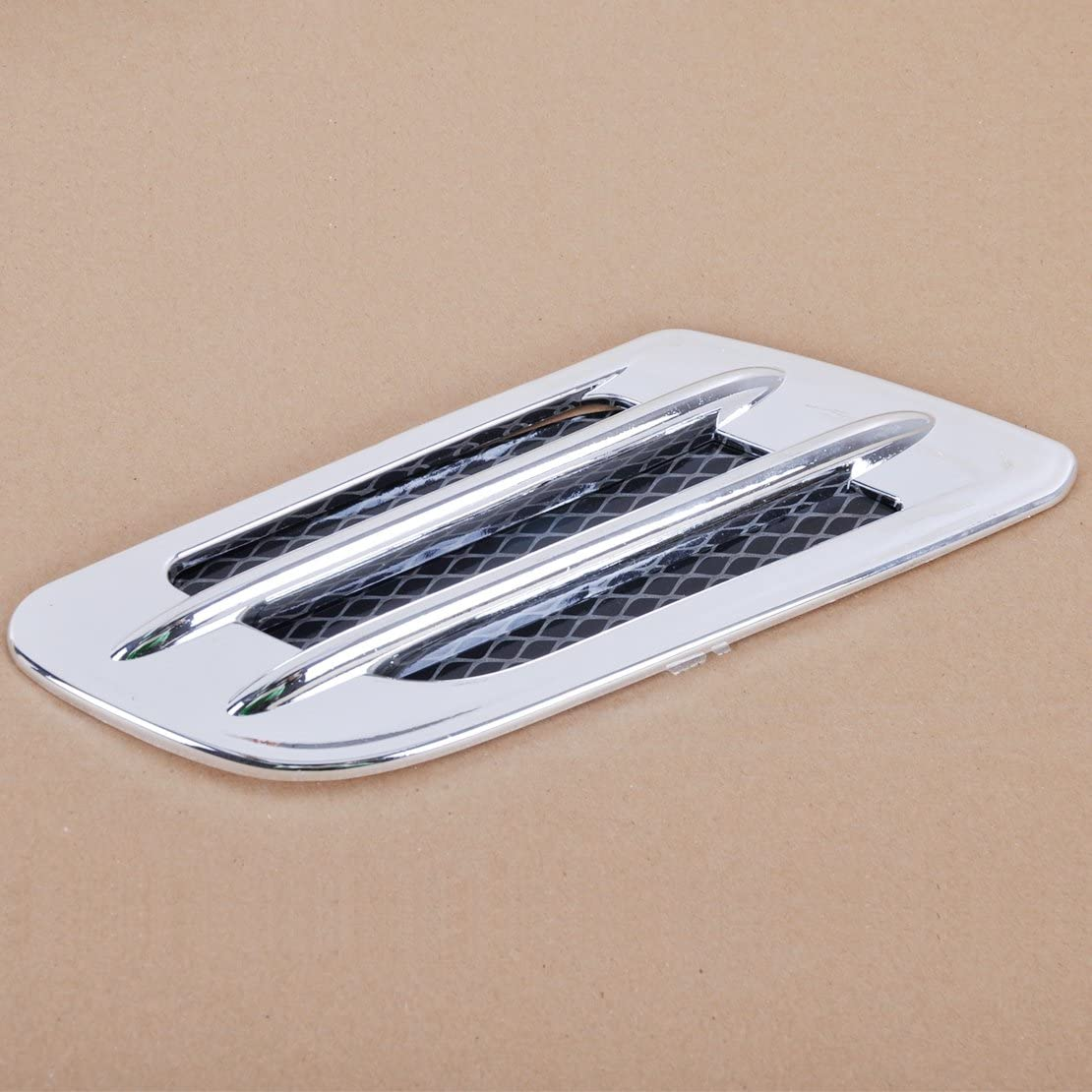 Eastar Car Side Air Vent Fender Cover Hole Intake Duct Flow Grille Decoration Sticker