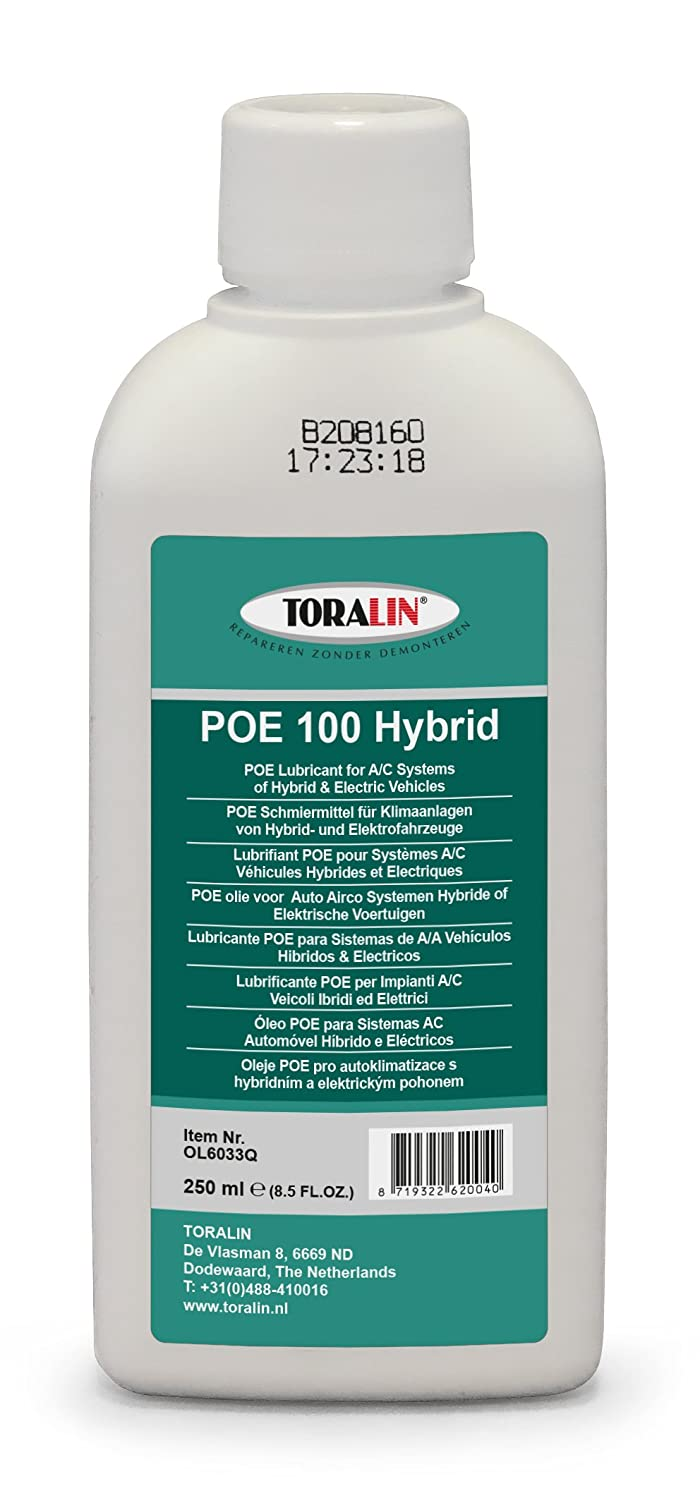 TORALIN POE 100 Aceite de Compresor Híbrido, 250 ml: Amazon.es ...
