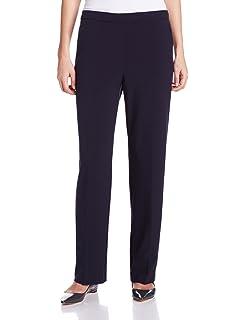 c4e9cd0283de2 Women s Pull On Dress Pant Regular Length   Short Length at Amazon ...