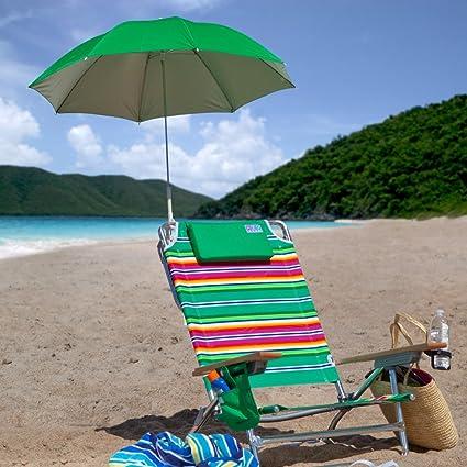 RIO Gear Rio 4 Ft. Clamp On Beach Umbrella