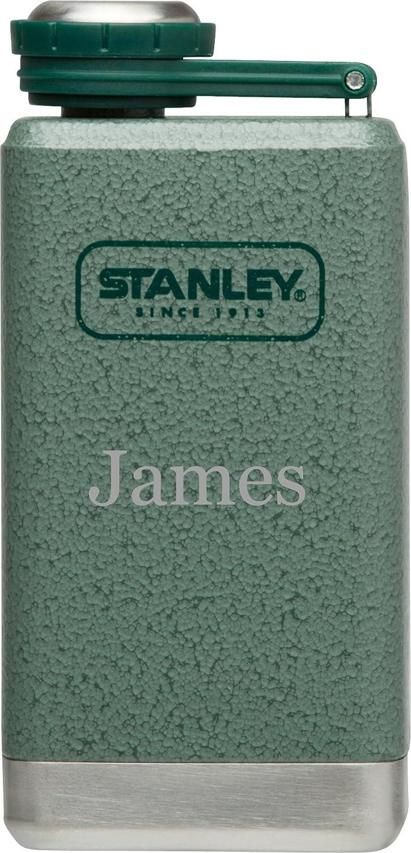 人気新品 Stanley Adventureステンレススチールフラスコwith Freeレーザー彫刻 Freeレーザー彫刻 Stanley B07B1C8PPY B07B1C8PPY, アシキタグン:132dbd83 --- a0267596.xsph.ru