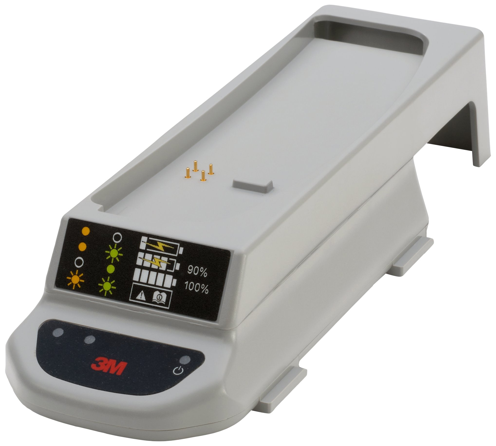 3M Versaflo 17365-case Battery Charger Cradle TR-340, for Versaflo TR-300 and Speed Glass TR-300-SG PAPR 1/case by 3M (Image #1)