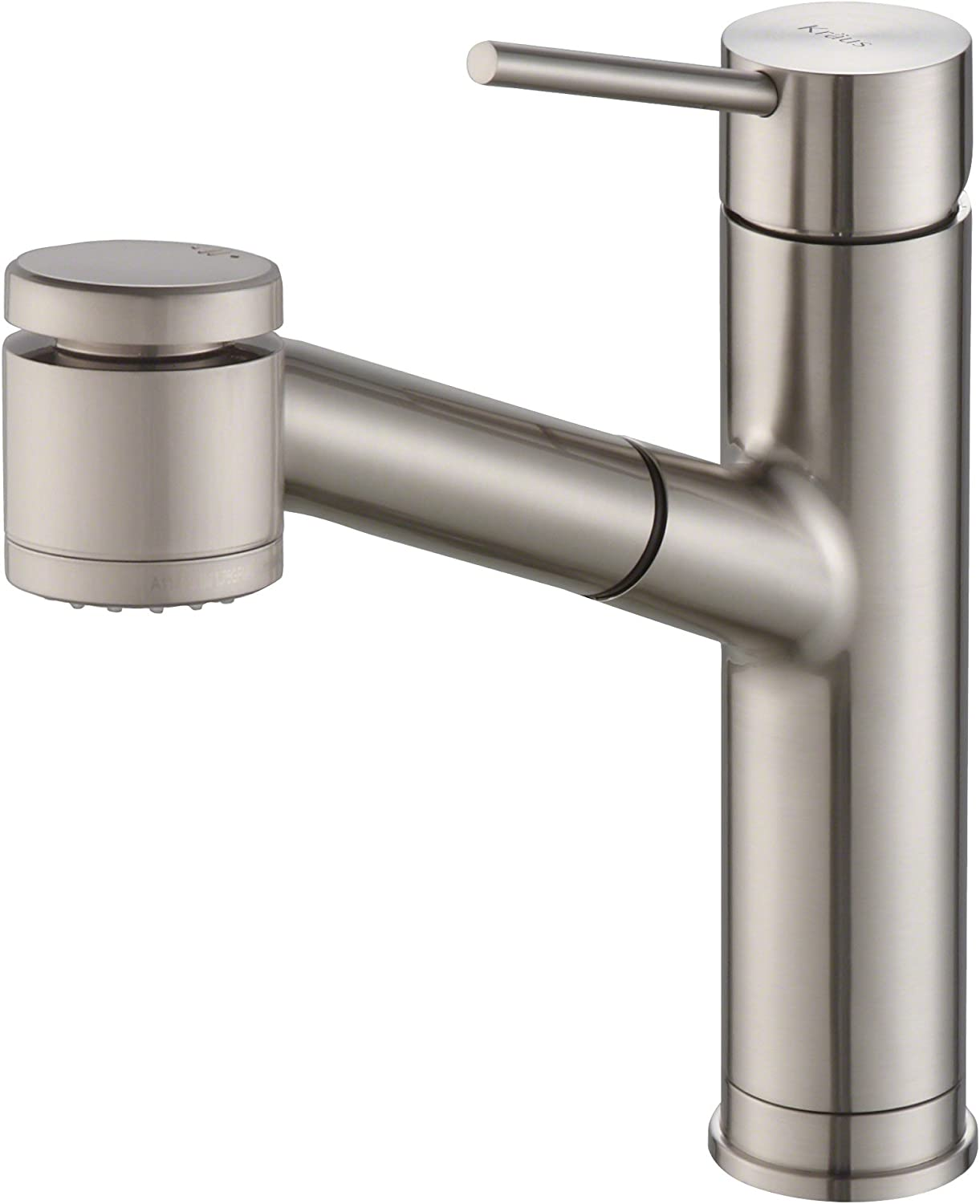 KRAUS KPF-2610SFS Oletto Kitchen Faucet, 10.5 inch, Spot Free Stainless