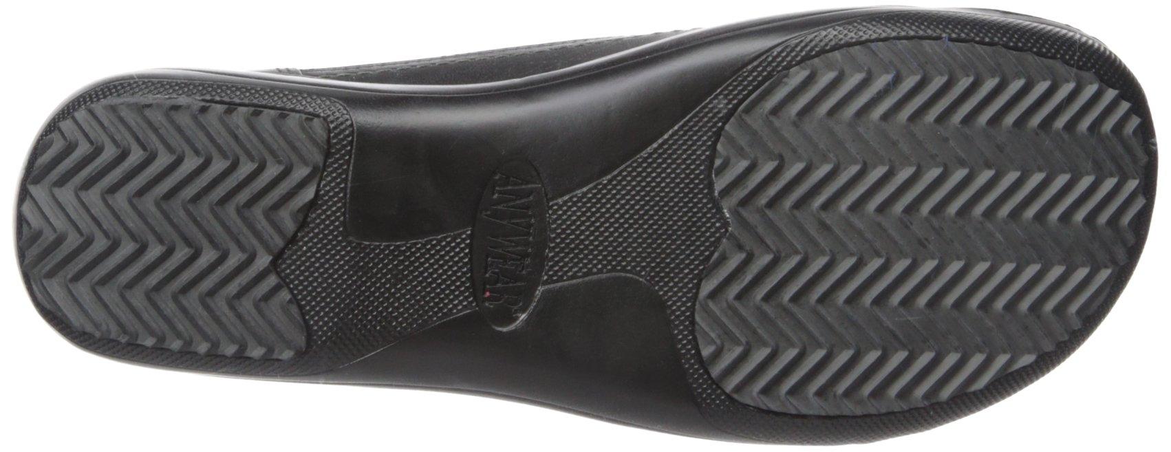 Cherokee Women's Maggie Health Care & Food Service Shoe, Black, 8 M US by Cherokee (Image #3)