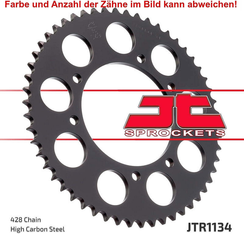 Kettenrad mit 57 Z/ähnen f/ür Senda 125 Terra 2008-2014 von jt-Sprockets
