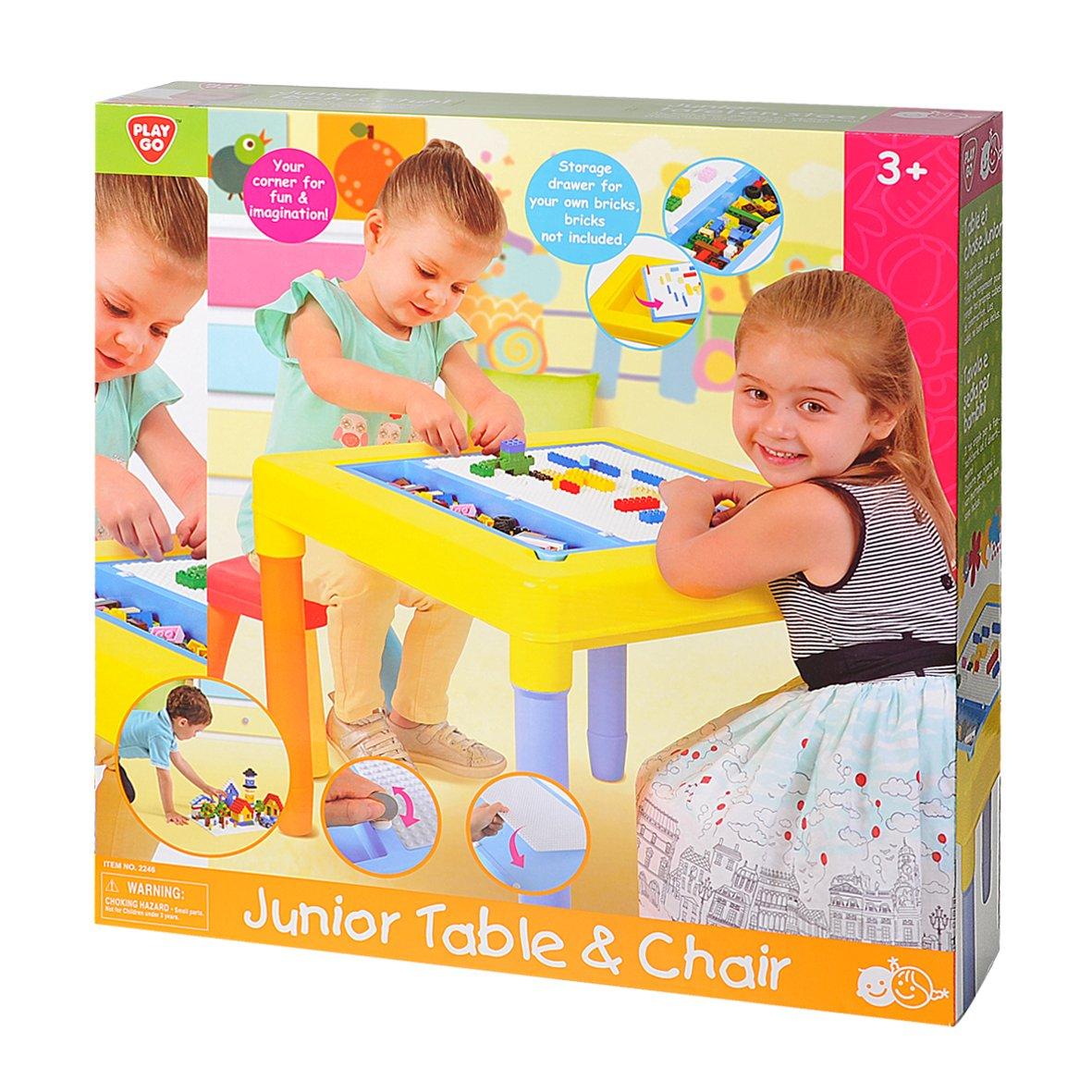 PlayGo 2246 - Junior Tisch und Stuhl
