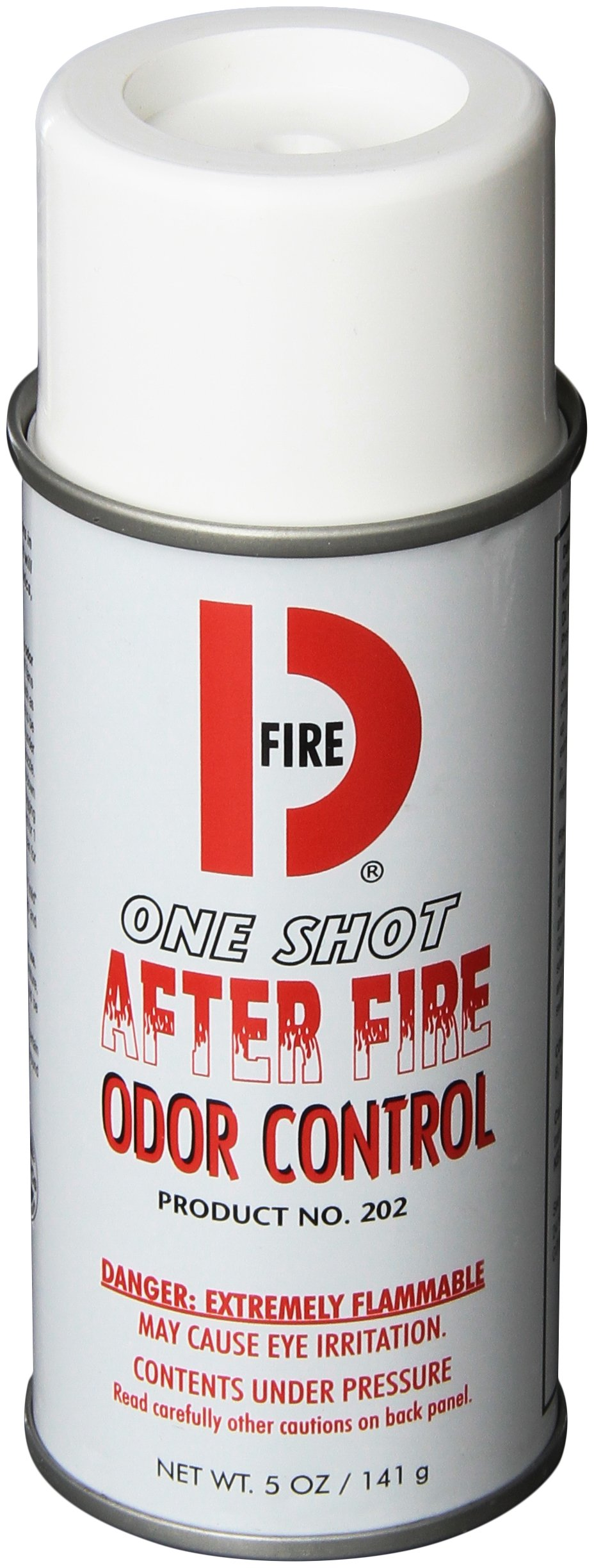 Big D 202 Fire D One Shot After Fire Odor Control Fogger, 5 oz (Pack of 12) - Kills odors from fire, flood, decomposition, cigarettes, musty smells - Ideal for use in cars, property management, hotels by Big D (Image #2)