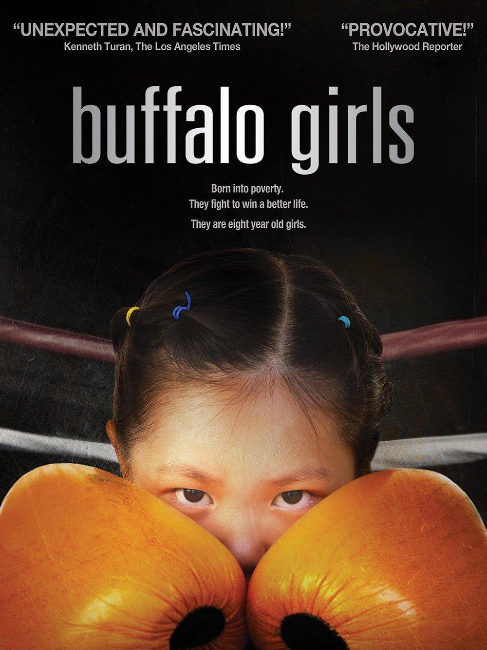 DVD : Buffalo Girls (Widescreen)