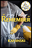 An Au Pair to Remember: A Male Housekeeper Mystery (Male Housekeeper Mysteries Book 1)
