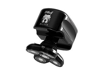 Skull Shaver Pitbull Silver Men S Electric Head Shaver Electric