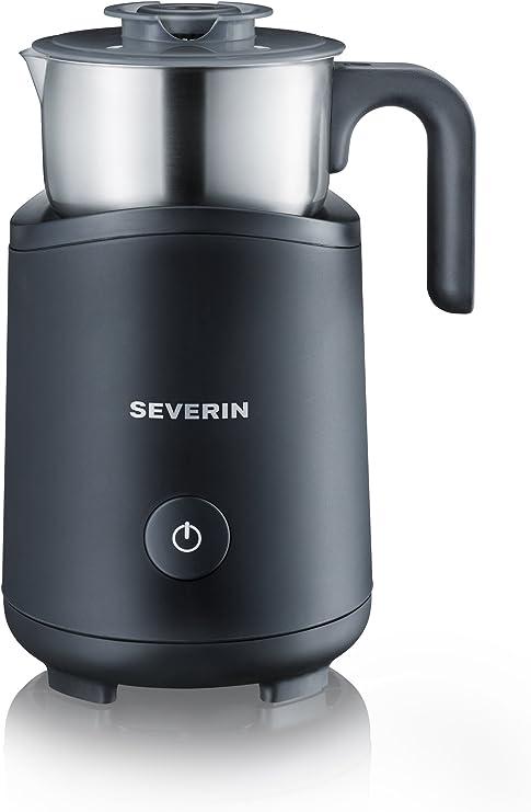 SEVERIN Emulsionador de Leche, Calentador (Hasta 180 ml ...