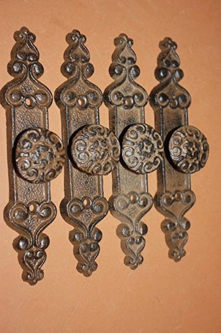 Superieur Ranch House Kitchen Rustic Cabinet Pulls, Set Of 4 HW 30