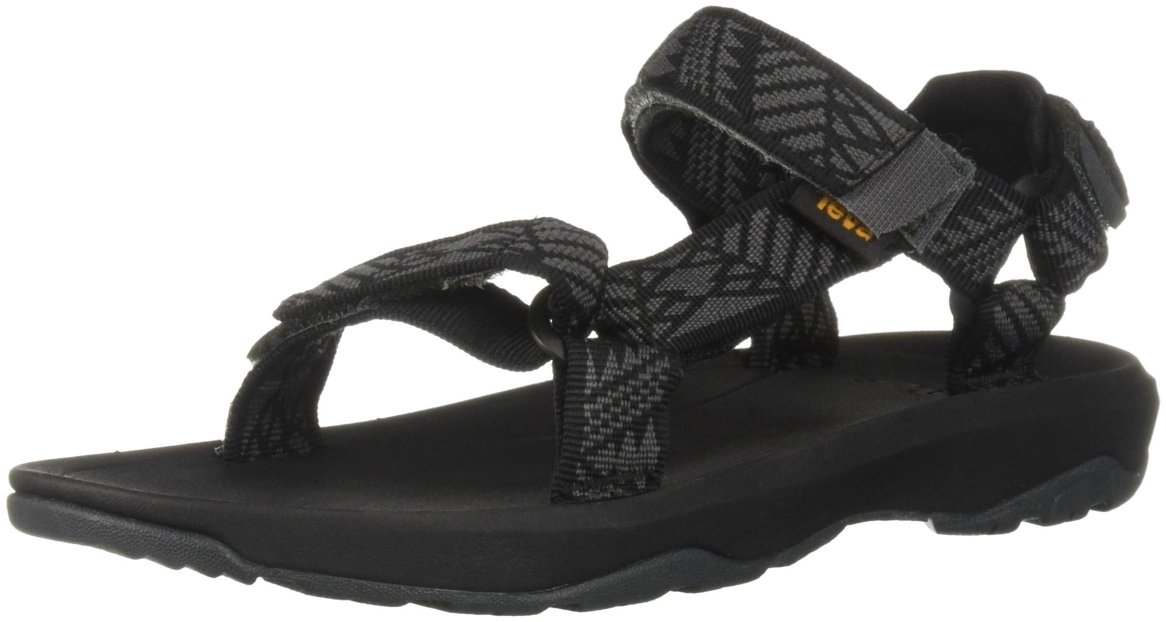 Teva Boys' Y Hurricane XLT 2 Sport Sandal, Boomerang Black, 5 Medium US Big Kid