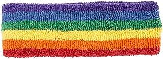 product image for American Apparel Rainbow Loop Terry Headband - Rainbow / One Size