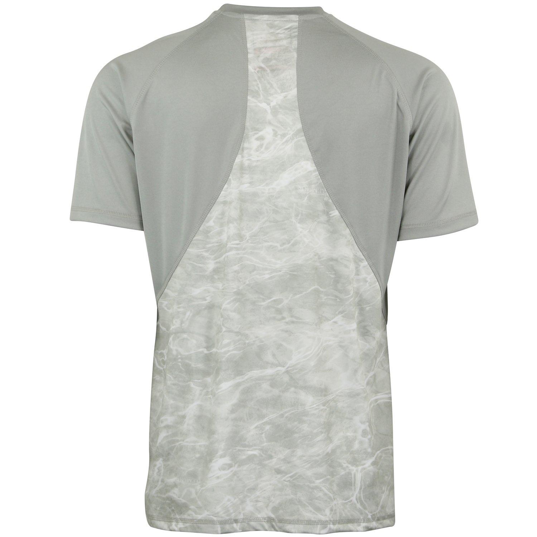 14f5a24f2246b Amazon.com: Mossy Oak Performance Short Sleeve Fishing Tee: Clothing