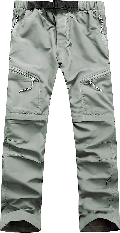Herren Wanderhose Funktionshose Softshellhose Outdoorhose Zip Off Trekkinghose
